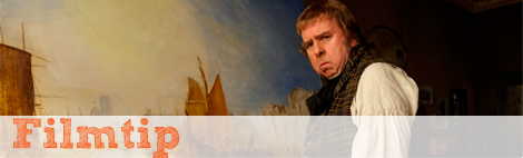 Filmtip: Mr Turner (Mike Leigh, 2014)