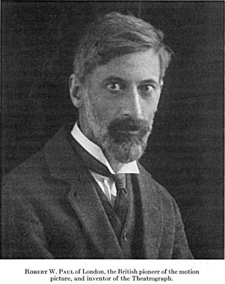 Robert W. Paul