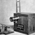 Camera/projector van de gebroeders Lumière
